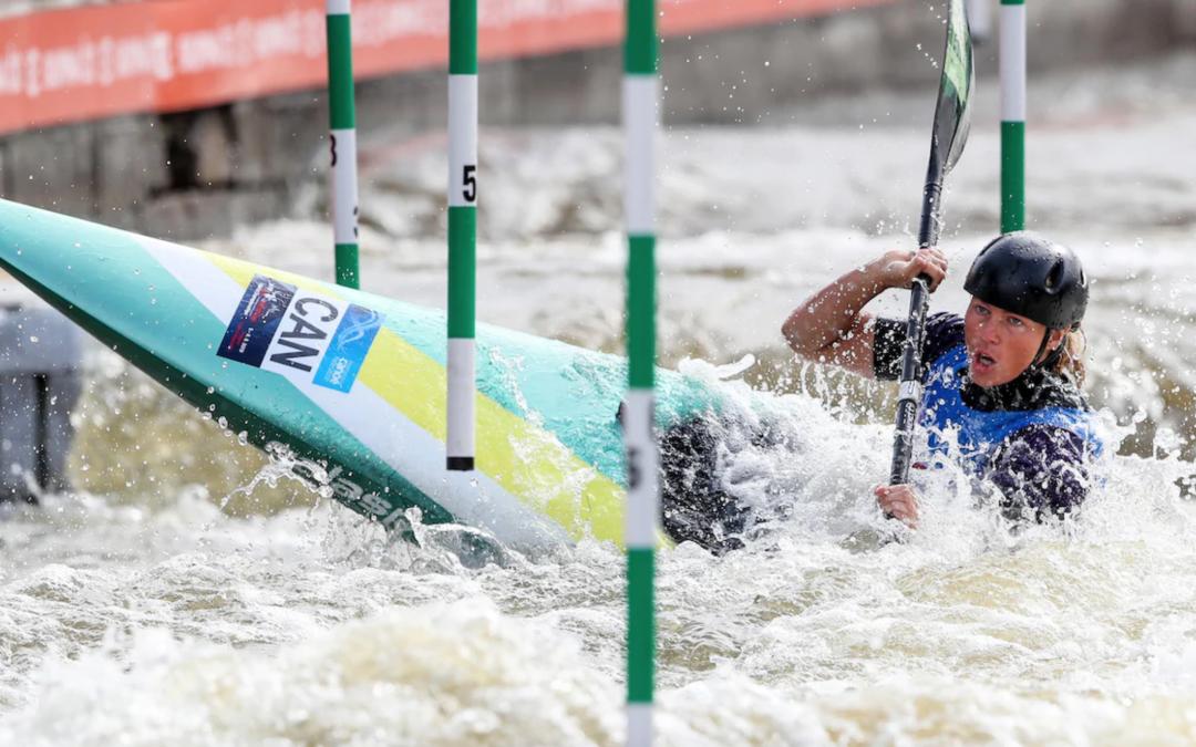 La kayakiste Florence Maheu s'en va aux Jeux de Tokyo