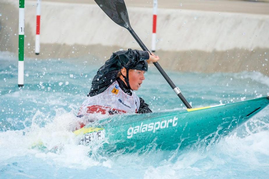 Kayak: «Une grande fierté» pour Florence Maheu