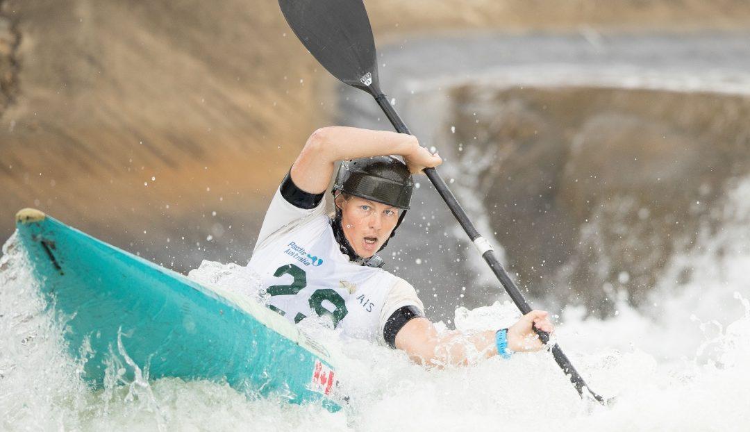 Tokyo : Florence Maheu sera aux Jeux Olympiques en kayak et en slalom